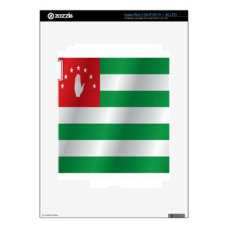 Abjasia señala por medio de una bandera iPad 3 skins