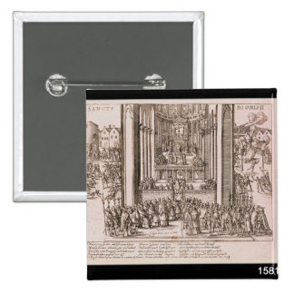 Abjuration of Henri IV Pins