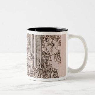 Abjuration of Henri IV Coffee Mug