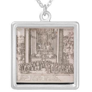 Abjuration of Henri IV Necklace