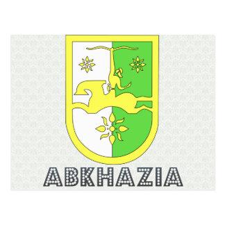 Abkhazia Coat of Arms Postcards