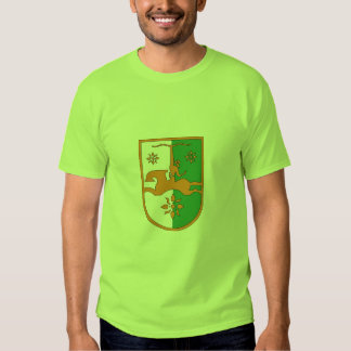 Abkhazia Coat of Arms T-shirt