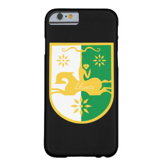 abkhazia emblem barely there iPhone 6 case