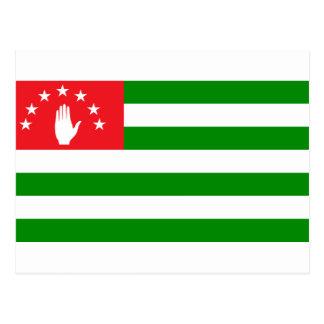 Abkhazia Flag Post Cards
