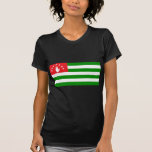 Abkhazia Flag Tee Shirt