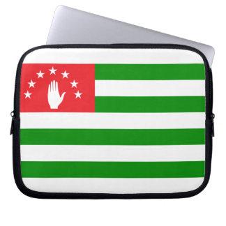 abkhazia laptop sleeve