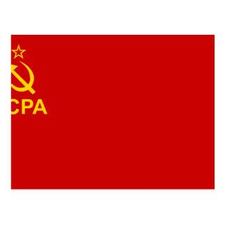 Abkhazian Ssr Georgia flag Postcards