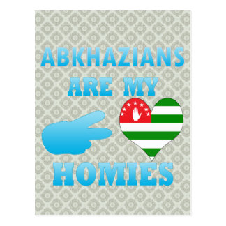Abkhazians are my Homies Post Cards