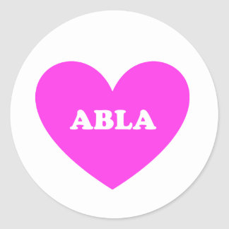 Love You Abla Gifts On Zazzle