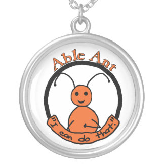 Able Ant Necklace
