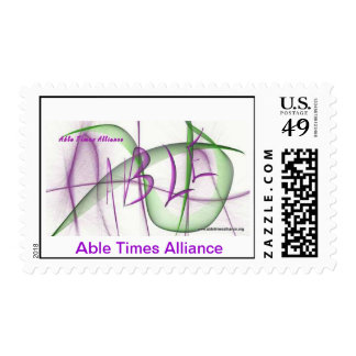 Able Times Alliance Stamp of Abilities
