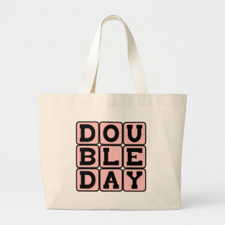 Abner Doubleday, Inventor of Baseball Tote Bags