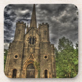 Abney Park Chapel Beverage Coaster