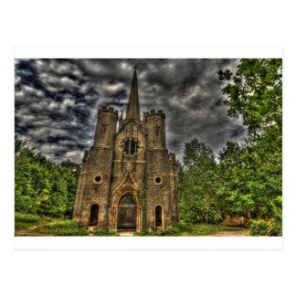 Abney Park Chapel Post Card