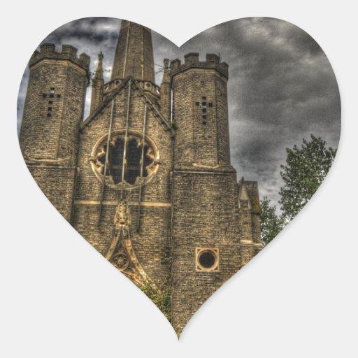 Abney Park Chapel Sticker