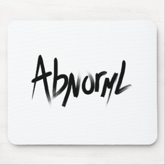 Abnormal Collection of Products Mouse Pad