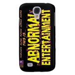 Abnormal Entertainment Samsung Galaxy S4 Cases