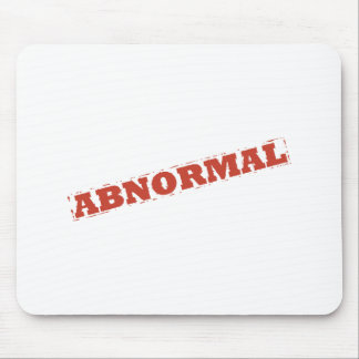 Abnormal Mouse Pad
