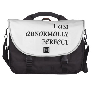Abnormally Perfect Laptop Computer Bag