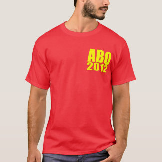 ABO 2012 T-Shirt