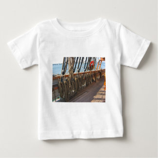 Aboard the jeannie Johnston Baby T-Shirt