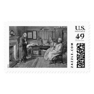 Abogado 1905 del país sello