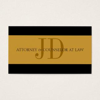 Abogado Advogado Business Card