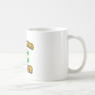 Abogado Cerveza-Accionado Taza De Café