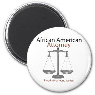 Abogado de América del africano Imán Redondo 5 Cm