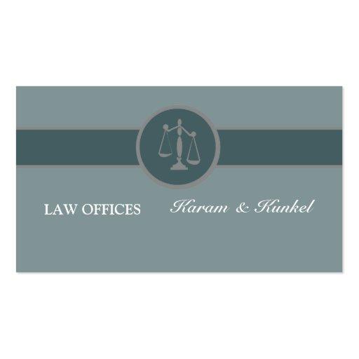 Abogado del abogado tarjetas de visita