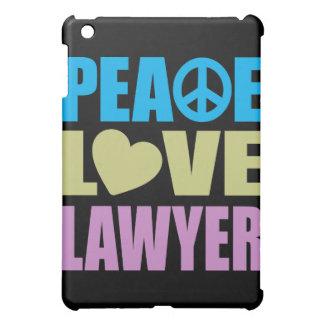 Abogado del amor de la paz