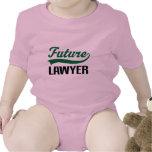 Abogado futuro (lindo) traje de bebé
