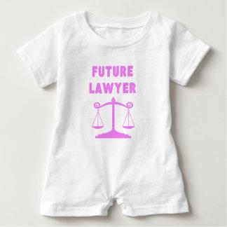Abogado futuro remera