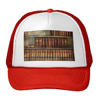 Abogado - libros - libros de ley gorras de camionero