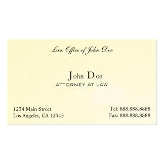 Abogado limpio - asesoría jurídica plantillas de tarjetas personales