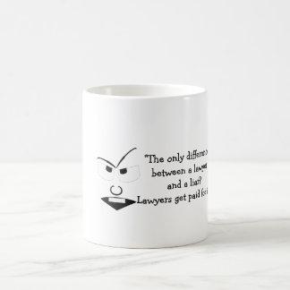 Abogados Taza De Café