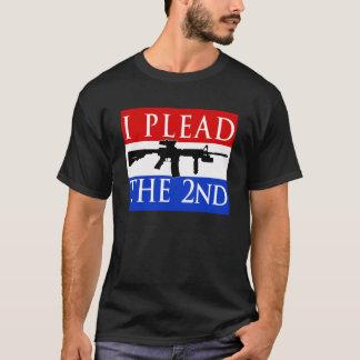Abogo por la camisa de los 2dos - hombres