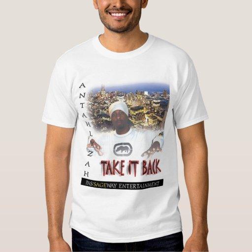 Abolicionista Camisas