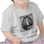 Abolicionista y sufragista americanos de piedra de camiseta