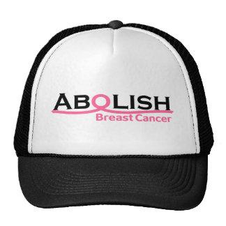 Abolish Breast Cancer Hat