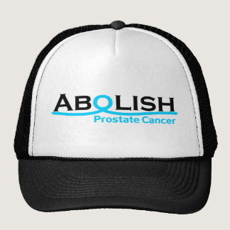 Abolish Prostate Cancer Trucker Hat