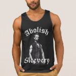 Abolish Sleevery - Abraham Lincoln Tank Top