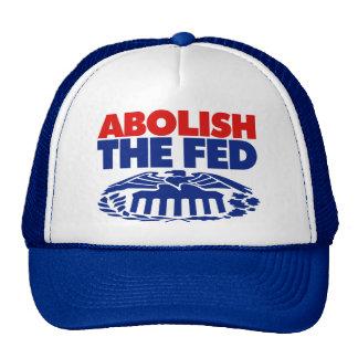 Abolish the FED Trucker Hat