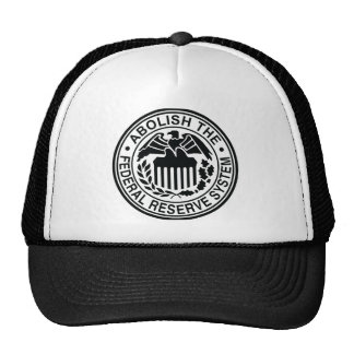 Abolish The Federal Reserve Trucker Hat