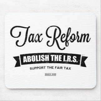 Abolish The I.R.S. Mouse Pad