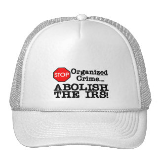 Abolish the IRS! Trucker Hat
