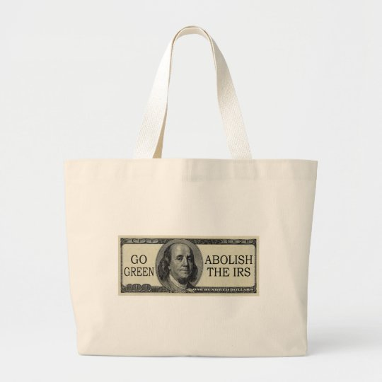Abolish the IRS totes