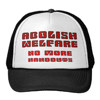 Abolish Welfare Trucker Hat