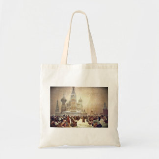 Abolition of Serfdom in Russia 1914 Tote Bag
