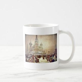 Abolition of Serfdom in Russia 1914 Coffee Mug